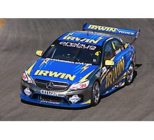 2013 Clipsal 500 Day 3 V8 Supercars - Holdsworth Photographic Print