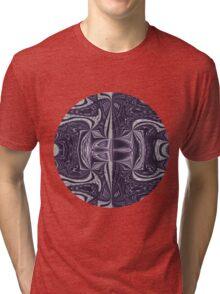 Purple Dance Tri-blend T-Shirt