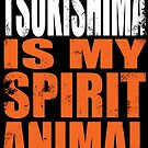 Tsukishima is my Spirit Animal by Penelope Barbalios