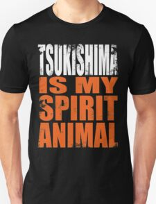 Tsukishima is my Spirit Animal T-Shirt