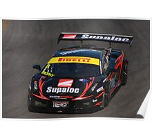 2013 Clipsal 500 Day 3 Australian GT Championship Poster