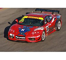 2013 Clipsal 500 Day 3 Australian GT Championship Photographic Print