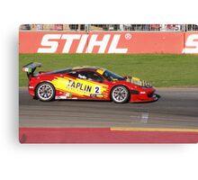 2013 Clipsal 500 Day 3 Australian GT Championship Canvas Print