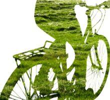 Green Transport 4 Sticker