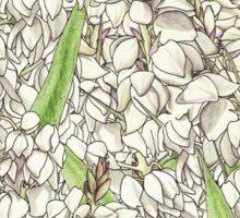 New Mexico Flowers Sticker