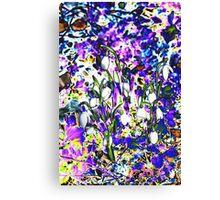 Snowdrops in Color Canvas Print