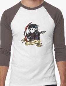 Roll for Shooting Men's Baseball ¾ T-Shirt