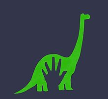 The Good Dinosaur by ridiculouis