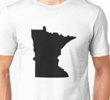 American State of Minnesota Unisex T-Shirt