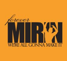 Forever Mirin (version 1 black) by Levantar