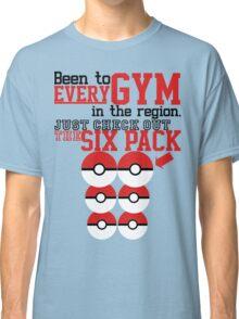 Pokemon gym monkey Classic T-Shirt