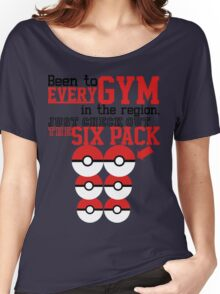 Pokemon gym monkey Women's Relaxed Fit T-Shirt