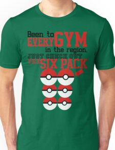 Pokemon gym monkey Unisex T-Shirt