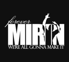 Forever Mirin (version 2 white) by Levantar