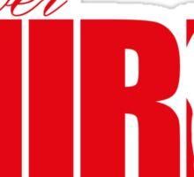 Forever Mirin (version 1 red) Sticker