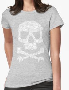Game or Die Womens Fitted T-Shirt