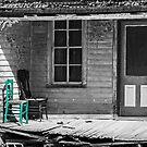 The Green Chair by gharris