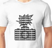Camera SLR Flash Unisex T-Shirt