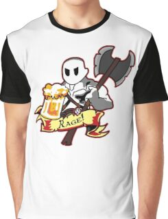 Roll for Rage! Graphic T-Shirt