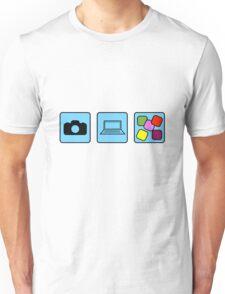 Camera Production T-Shirt