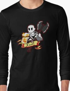 Roll for Rage! Long Sleeve T-Shirt