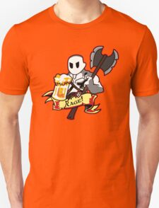 Roll for Rage! Unisex T-Shirt