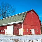 Hessen Road Barn by gharris