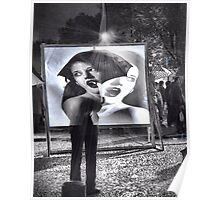On Display Poster