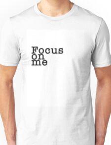 Focus on Me_White T-Shirt