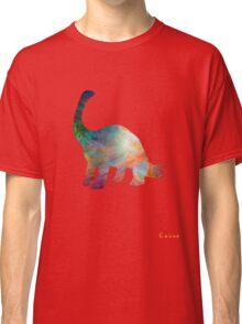 Space Diplodocus T-shirt Classic T-Shirt