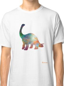 Space Diplodocus T-shirt Classic T-Shirt