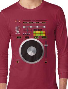 Mix-Tape Long Sleeve T-Shirt