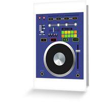 Mix-Tape Greeting Card