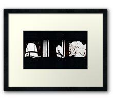 a bright up Framed Print