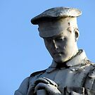 153 - PENYCAE WAR MEMORIAL, NEAR WREXHAM, WALES (D.E. 2013) by BLYTHPHOTO