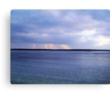 Wisconsin Sunsets Canvas Print