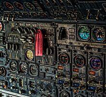 Boing 747 by Srdjan Petrovic
