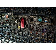 Boing 747 Photographic Print