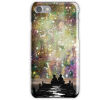 The Universe Was Ours iPhone Case/Skin