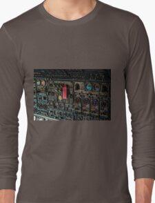Boing 747 Long Sleeve T-Shirt