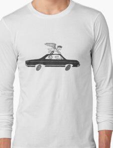 Team Free Will Road Trip Long Sleeve T-Shirt
