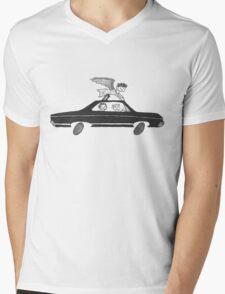 Team Free Will Road Trip Mens V-Neck T-Shirt