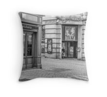 Metz Throw Pillow