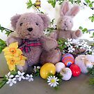 EASTER FRIENDS by Heidi Mooney-Hill