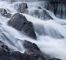 Oklahoma Mountain Fork River by Mark Shearin