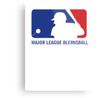 Major League Blernsball Metal Print