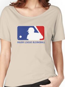 Major League Blernsball Women's Relaxed Fit T-Shirt