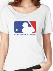 Major League Blernsball Women's Relaxed Fit T-Shirt