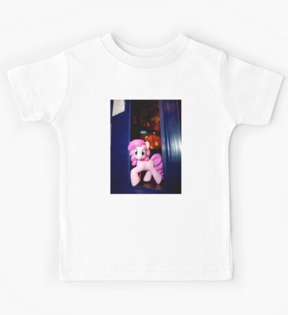 The whole of Time and Space? This needs A PARTY!!! Kids Tee
