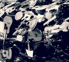 musical oasis~ by Brandi Burdick